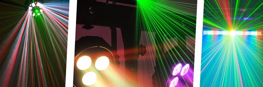 Eurolite Laser Hybrid Effekte