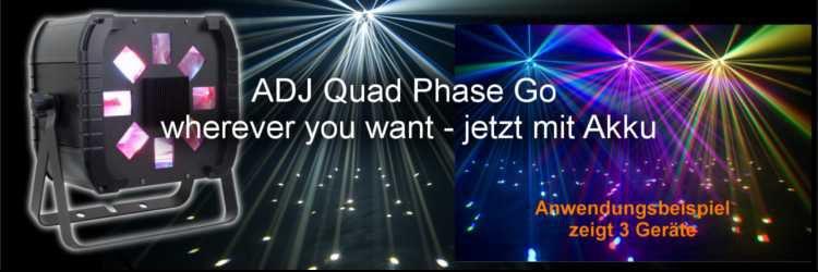 ADJ Quad Phase Go