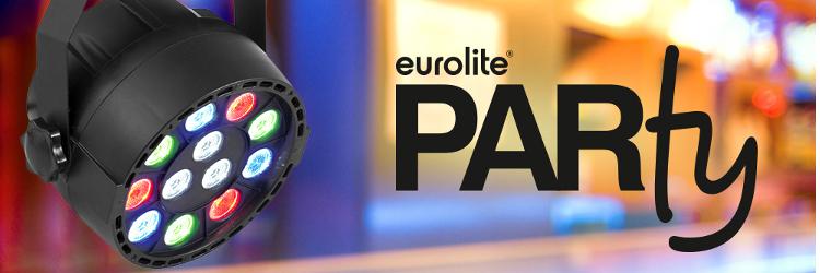 eurolite PARtySpot