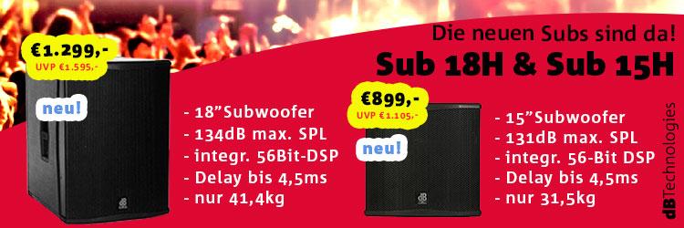 DB Subs