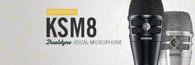 Shure KSM 8