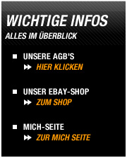 Wichtige Infos