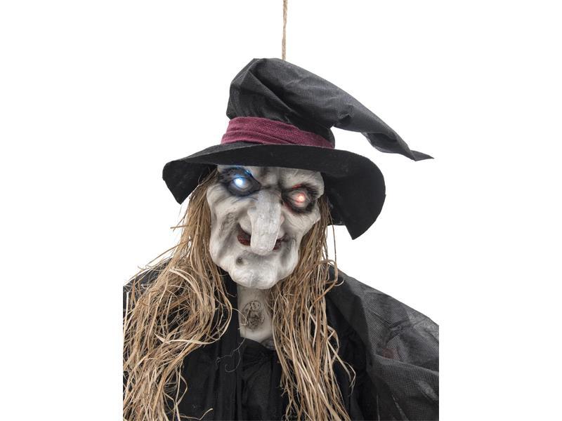 Europalms Halloween Hexe Schwarz 170cm Ebay