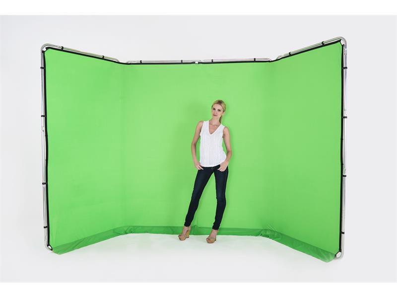 Lastolite ll lb panorama hintergrund m chromakey grün ebay
